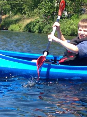 Placid Boat Rentals: What a great time for all of us!