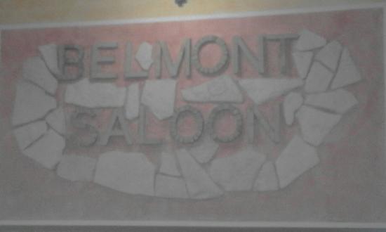 Belmont Saloon Pub