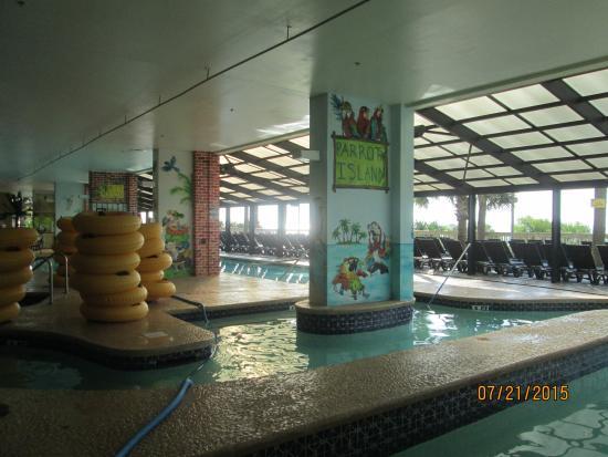 Indoor Pool Picture Of Caribbean Resort And Villas Myrtle Beach Tripadvisor