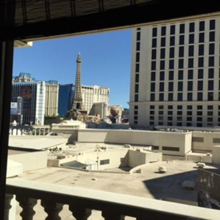 View From Room On Floor 76 6th Floor Picture Of Nobu Hotel At Caesars Palace Las Vegas Tripadvisor