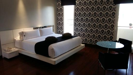 Superior room at Don Boutique Hotel