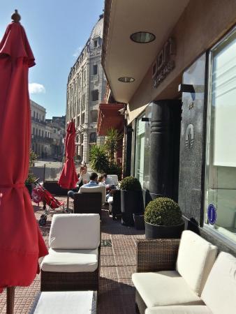 Entrada Don Boutique Hotel Montevideo Entrance