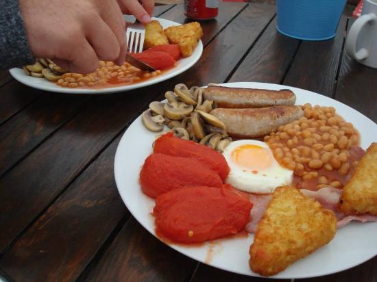 Waterways Cafe: delicious