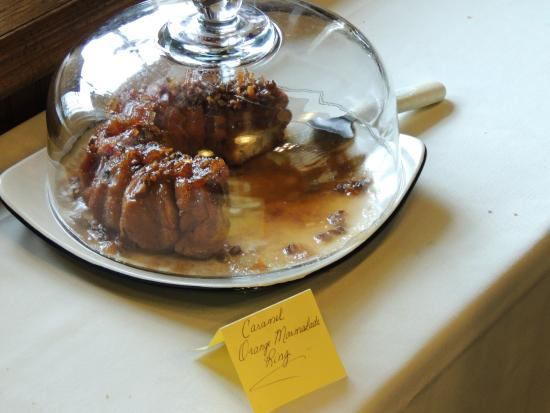 Fenway House Hotel: Homemade Pastry - Help Yourself in the Cafe