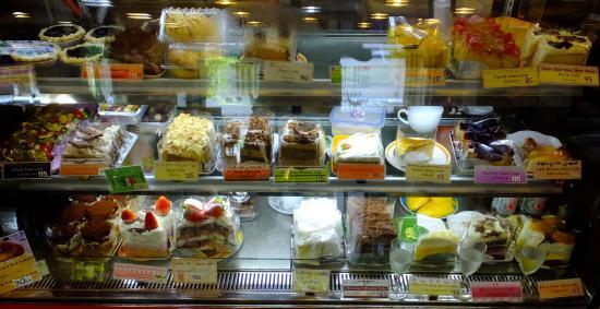 Saffron bakery