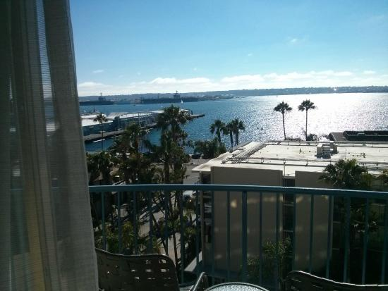Wyndham San Go Bayside View From New Room