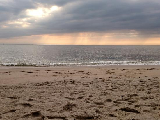 Was and Sandy hook nj nude beaches