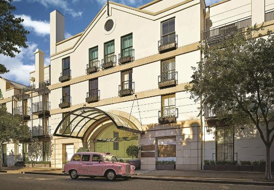 The Langham, Sydney: Hotel External