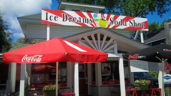 Ice Dreams Soda Shop