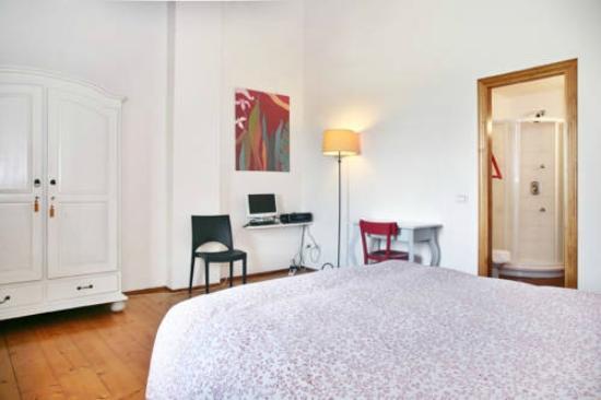 A Casa di Olivo: Номер чистый и опрятный