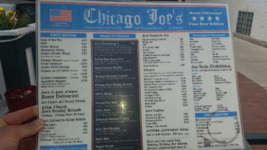Chicago Joe's