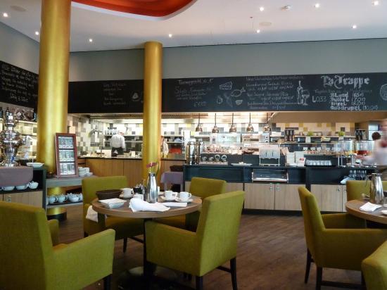 Frühstück Im Restaurant Bild Von Steigenberger Parkhotel