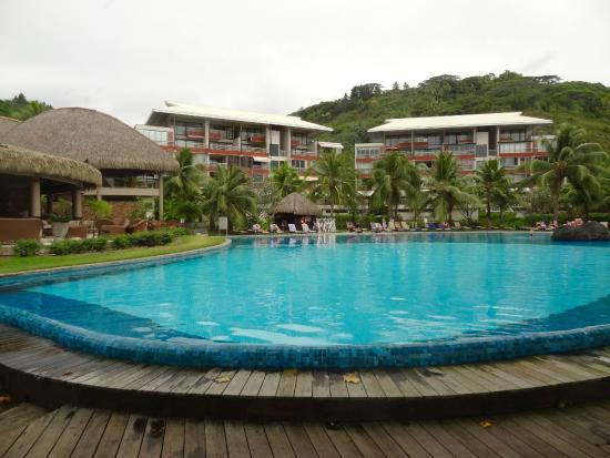Tahiti Pearl Beach Resort Piscine