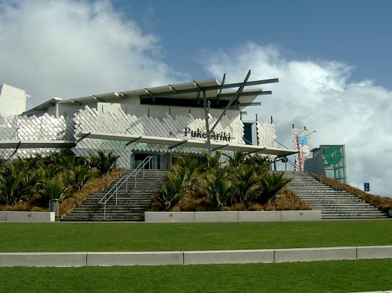New Plymouth i-SITE Visitor Information Centre