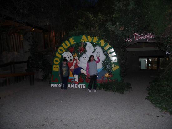 Bosque Aventura La Cueva de Los Fantasmas