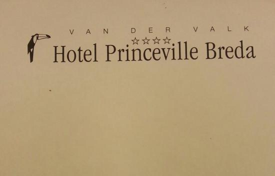 Hotel Princeville: The letter head