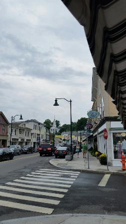 Historic Downtown Mystic