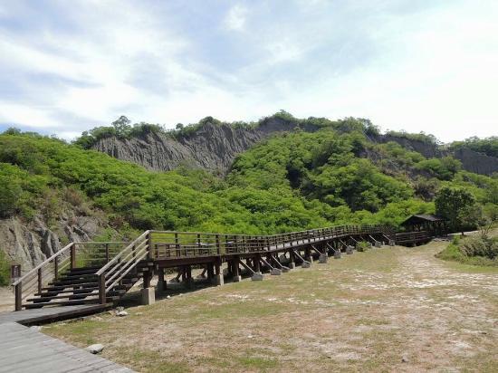 Beinan, Taitung: 10分鐘結束地形景觀行
