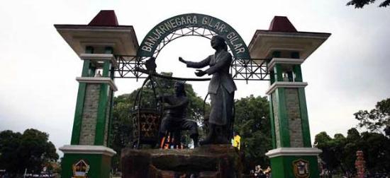 Alun-alun Banjarnegara