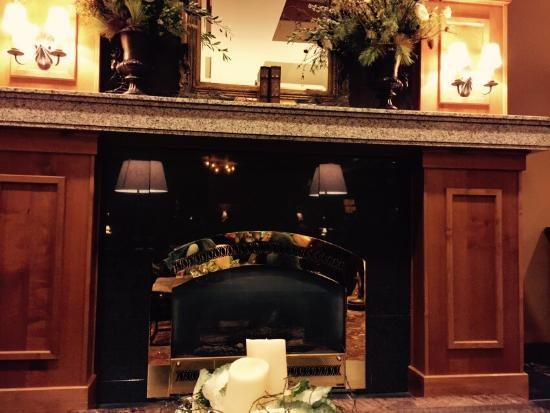 Best Western Premier Helena Great Northern Hotel: Sehr gemütlich!