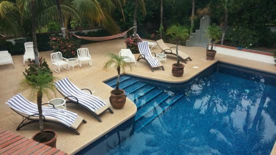 Villa Vista Mar : VVM's Pool Area