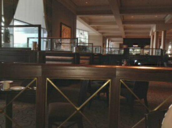 Dover's Grille: View From Table