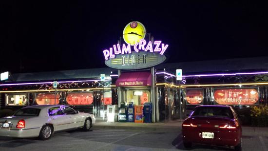 Plum Crazy Diner