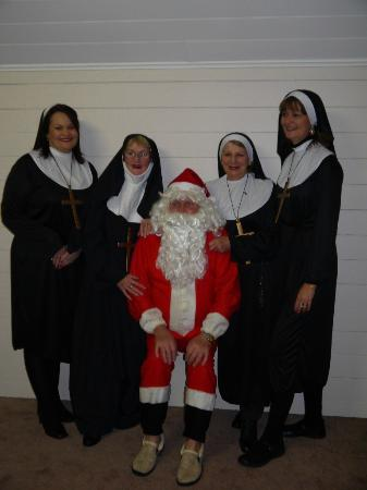 Abbey of the Roses: Getting bad habits from Santa