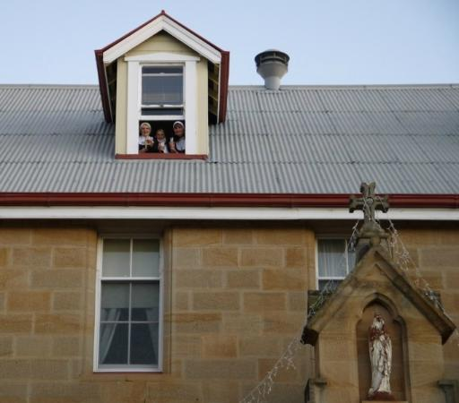 Abbey of the Roses: More Nunsense in the Attic!
