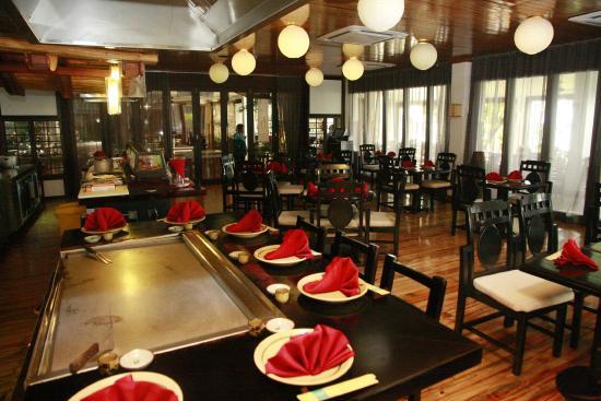 Sazanami Restaurant