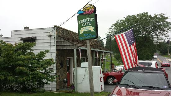 Country Cafe: Cool Cafe!