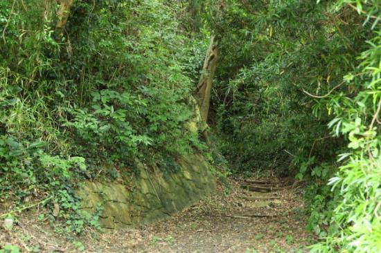 Kanbara Castle Ruins