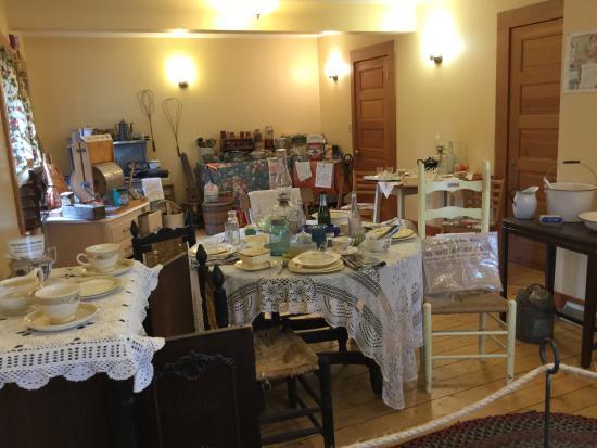 Big Delta State Historical Park: Kitchen stuff