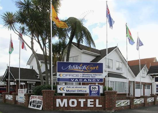 Ashleigh Court Motel: Motel Rotorua