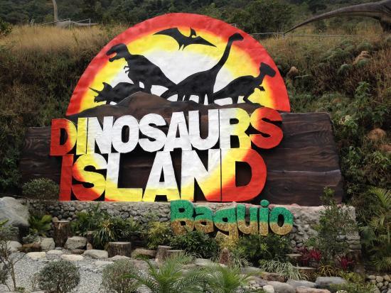 Dinosaurs Island Baguio