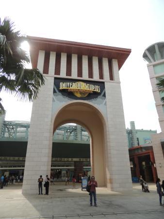 Sentosa Island, Singapore: The place