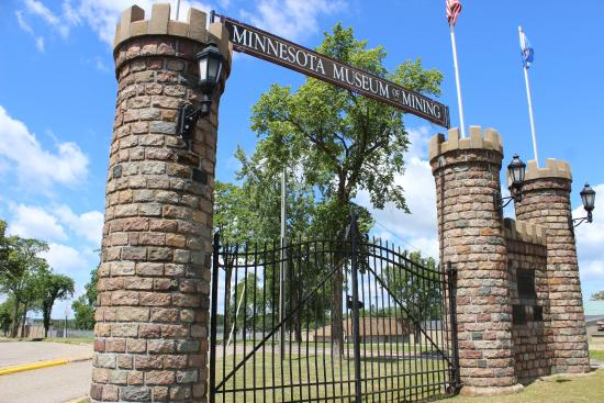 Chisholm, MN: Minnesota Musem of Mining