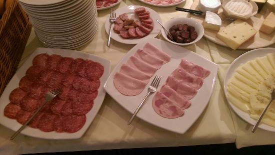 Parkhotel Lindau: Frühstücksbuffet