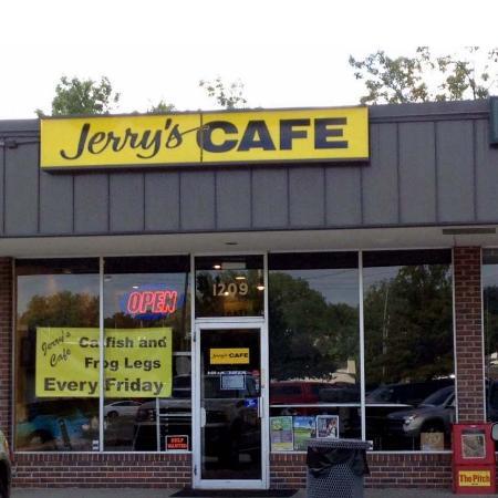 Jerrys Cafe Kansas City