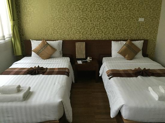 Baiyoke Ciao: ห้องนอนเตียงคู่