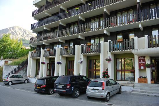 Hotel Plein Soleil : Vorderansicht