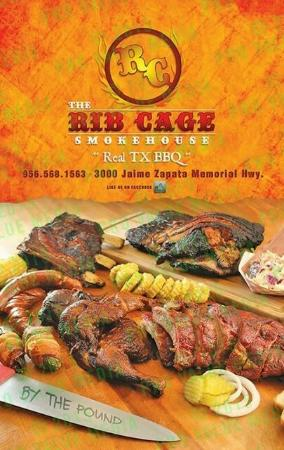The Rib Cage Smokehouse