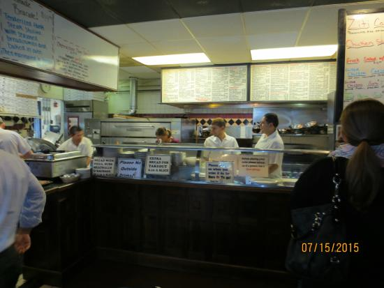 Linguine S Italian Eatery Counter
