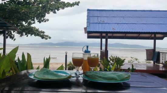Rung Arun Resort: petit dej
