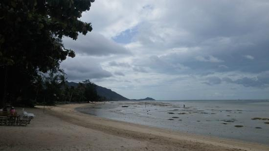 Rung Arun Resort : plage
