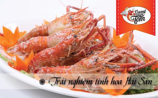 Vuong Quoc Tom Restaurant