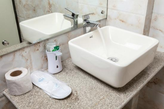 Simi International - The Imperial Guest House : Bathroom