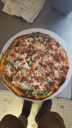 Yantic, CT: Just some random pictures of our pizzas and such