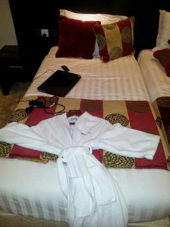 Boma Inn Eldoret: Bed