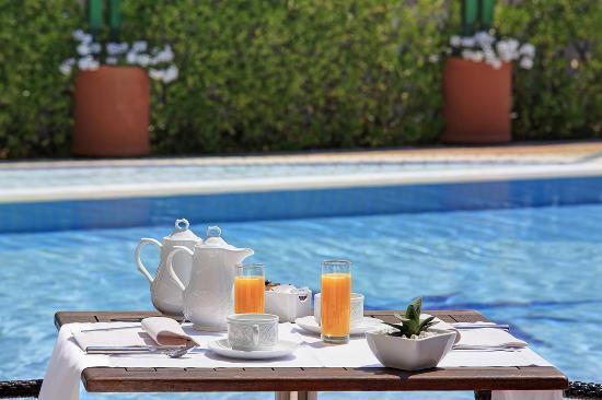 Park Hotel Brasilia: Breakfast